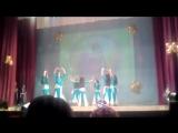 танец школы восточной школы жемчужина