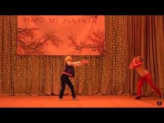 Юрий Плисецкий, Yuri on ice!!! (Одиночное дефиле) - Haru no matata 2018