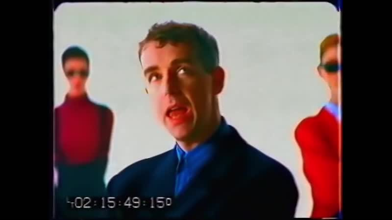 Pet Shop Boys - How can you expect to be taken seriously (backdrop video)