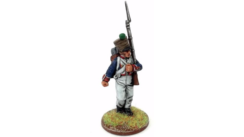 How I Paint Things - Napoleonic French Infantry