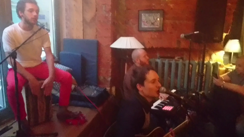 LDTM 8 июня в кафе Стакан отожгли спасибо ребятам за теплоту и прекрасную музыку