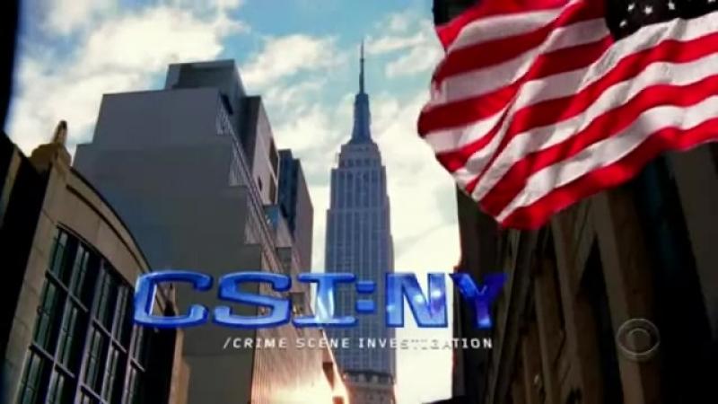 CSI: NY Opening Season 4 (Version 1)