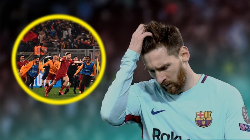 7 Times Lionel Messi Had A Bad Luck ● HD