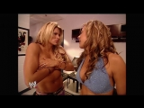WWE No Mercy 2004 - Dawn Marie told Miss Jackie that her marriage won't last long