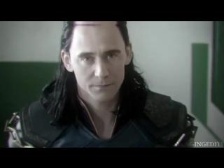 Loki Odinson  MARVEL The avengers  Thor  vine edit