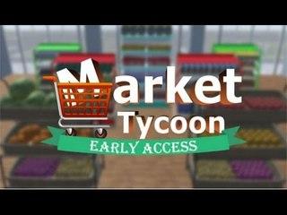 КАК ОТРЫТЬ МАГАЗИН ЗА 500000 БАКСОВ ► Market Tycoon ► НОВЫЕ ИГРЫ НА ПК