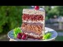 🥜 Грильяжный торт 🍫 ( English Subtitles ) - Я - ТОРТодел!