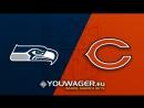 Week 02 17 09 2018 SEA Seahawks @ CHI Bears
