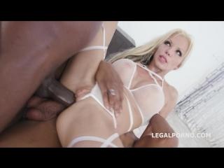 Barbie Sins [DAP, Anal, A2M, Big tits, Interracial, Gape, Lingerie, 720p]