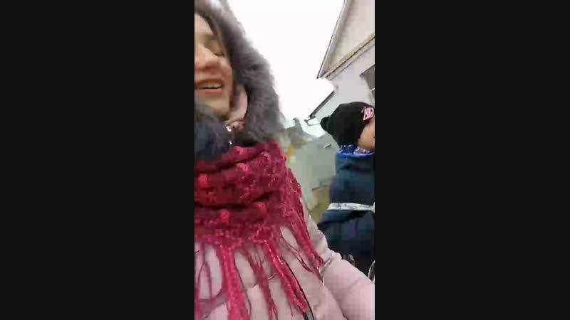 Анжелика Никулушкина Live