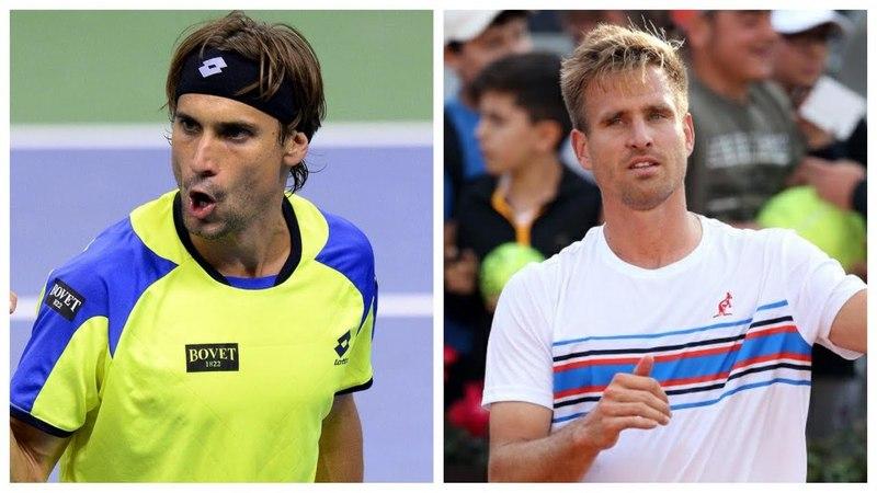 David Ferrer vs Peter Gojowczyk 2018 Geneva Open Highlights HD