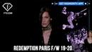 Bella Hadid Redemption Paris Fashion Week F/W 19-20 | FashionTV | FTV