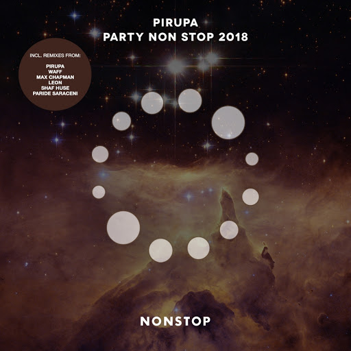 Pirupa альбом Party Non Stop 2018