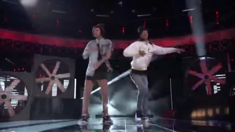 Les Twins Return to Finesse by Bruno Mars and Cardi B - World Of Dance 2018