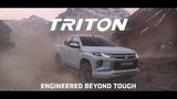 TRITON Promotional Video (60sec) MITSUBISHI MOTORS