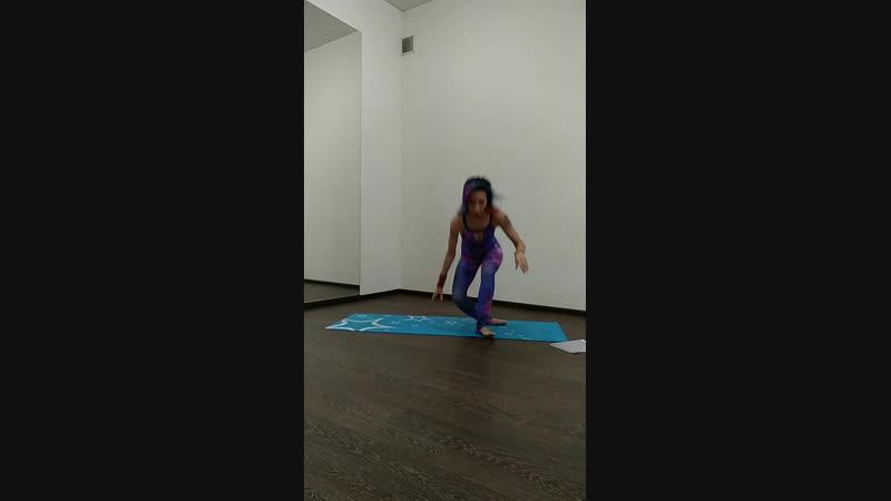 Дневная йога. Комплекс для дневной практики.