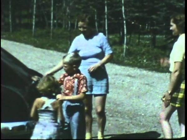 1951 Queen Elizabeth Prince Philip 1st visit Saskatoon Canada Trolley Car Empire Yale Hotel