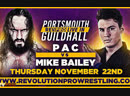 RPW Live At The Guildhall 2018: Return Of PAC (2018.11.28)