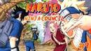 Naruto Ninja Council | Walkthrough | Sasuke VS Shino | Саске против Шино.