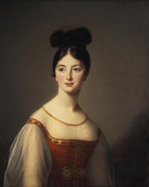 Мари-Элизабет-Луиза Виже-Лебрен, также Виже-Лебрён