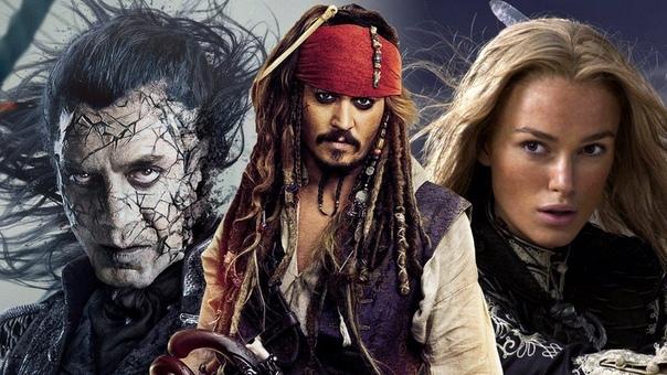 Ребут «Пиратов Карибского моря» остался без сценаристов
