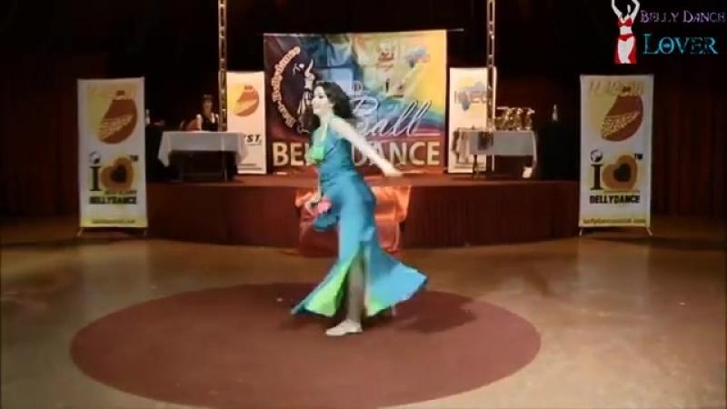 رقص شرقى احلى من صافيناز -Silvana Hasna Bellydancer (Halawet Rooh) 24482