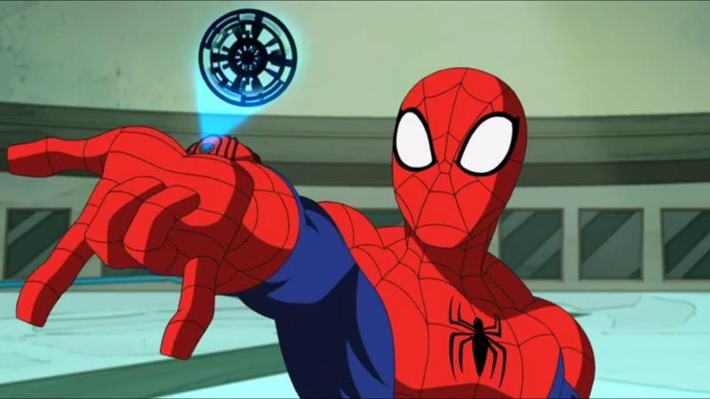 Великий Человек паук Железный Осьминог Сезон 1 Серия 22 Marvel