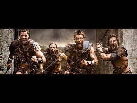 فيلم الأكشن والحروب والقتال روما واسبارط 1