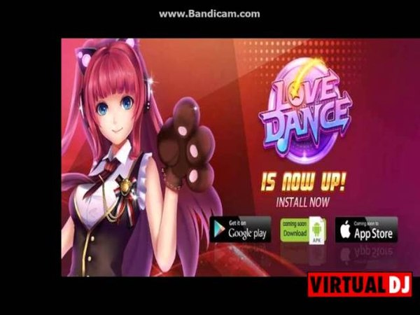 Love dance game soundtrack:crooked and fantastic baby by bigbang