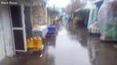 В Бендерах дождливая погода