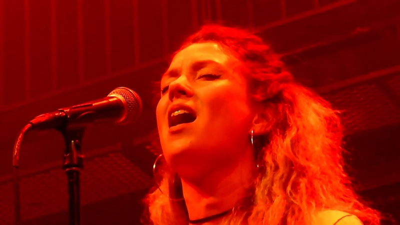 Beth Rowley - Nobody's Fault But Mine - Jazz Cafe, London - February 2017