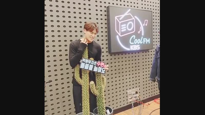 [SNS] [190122] Обновление инстаграма KBS Cool FM Lee Suhyun's Volume Up Radio