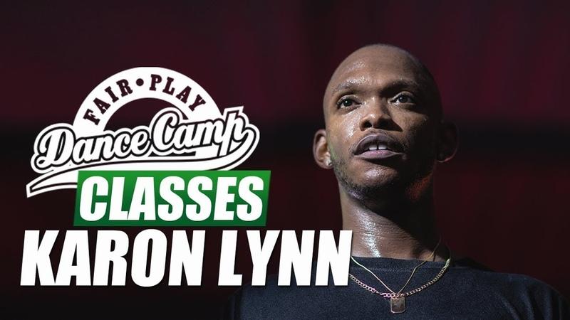 Karon Lynn ★ We Need A Resolution ★ Fair Play Dance Camp 2018 ★