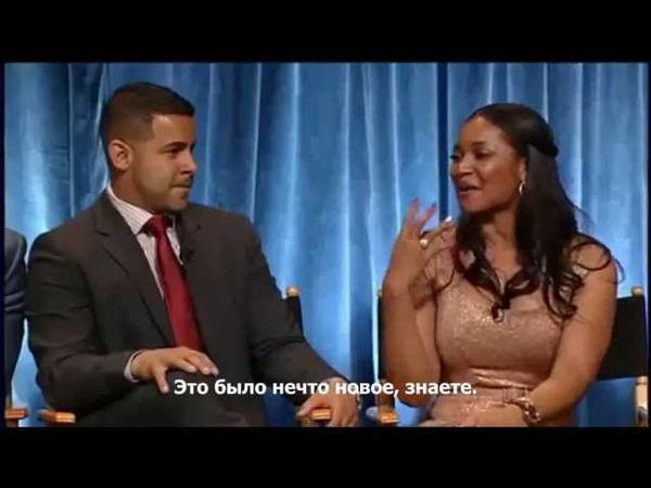 PaleyFest 2012 - Is Nathan Fillion a Better Kisser than Jon Huertas (RUS SUB)