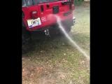 Почему я не могу помыть машину