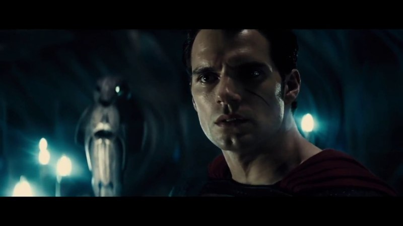 Лекс Лютор создаёт Думсдея / Бэтмен против Супермена: На заре справедливости (2016)