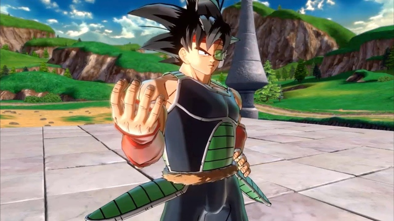 Dragon Ball Xenoverse 2 - Bardock Takes Part In the Cell Games (Story DLC)