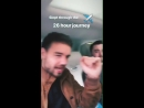 Liam Payne France HQ - VIDEO _ Liam sur sa story Instagram (15.10)