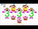 Fun Super Numbers | Los Números del 1 al 10 | video educativa para niños
