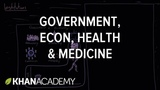 Social institutions - government, economy, health and medicine MCAT Khan Academy