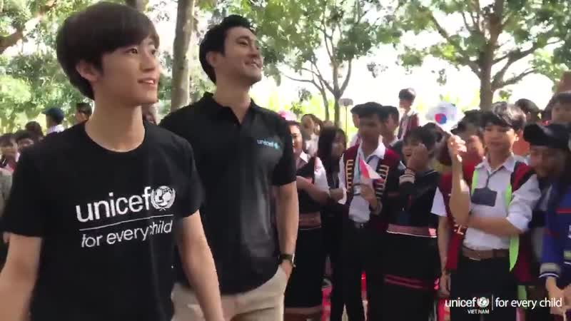 @siwonchoi and NAJAEMIN continue their journey as part of the visit to Vietnam of the Kore
