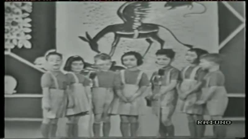 Vola non vola - Lorenzo Bedogni, Marco Civolani, Antonio Canino,Raymond Debono Anna Maria Meo,Mariangela Silva,Sandra Pavan 1962