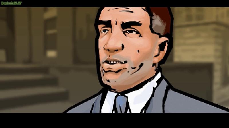 Прохождение GTA Chinatown Wars на 100% - Случайные прохожие - Миссия 4: Вильгельм (Встреча 1)