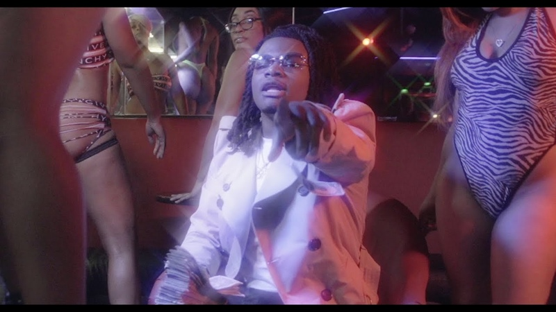 Only One Felipe - Pocket prod Tay Keith (Official Music Video)