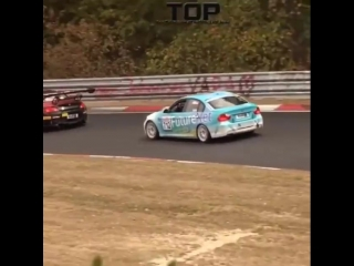 Гонки на Нюрбургринге команды FutureNet Haas Motorsport
