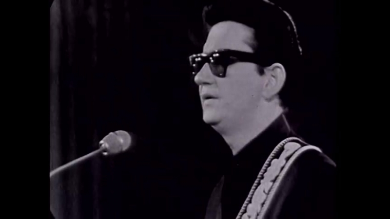 Roy Orbison Crying Monument Concert 1965