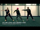 Zumba Cooldown %2F Stretch Let me Love you Remix