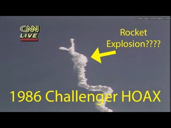 1986 Challenger HOAX EXPOSED with 33 CODING - BONUS FIRMAMENT!