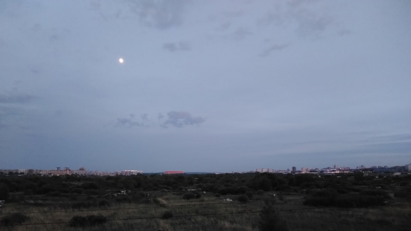 Вид с Саранска-2