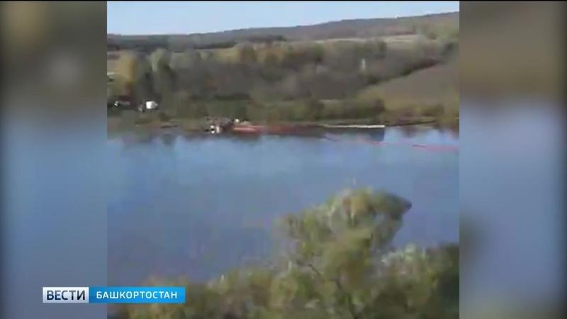 ЧП на нефтепроводе в Башкирии: предварительный объем утечки составил 200 кг